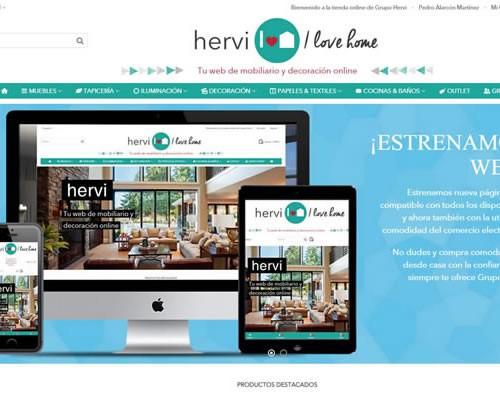 Hervi Shop Online
